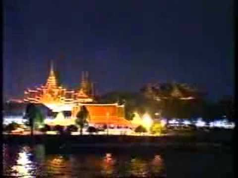 Destination: Bangkok Chao Phraya River - Air Travel Asia Low Cost tours and packages.