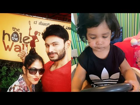 Vedhu's first haircut & the best breakfast place in bangalore (2/02/20)
