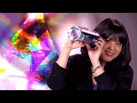 DIY: Homemade Kaleidoscope with Erin Entrada Kelly | HELLO, UNIVERSE