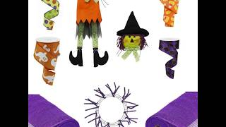 Witch Wreath Kit Coupon