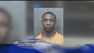 Second arrest made in Myrtle Beach shooting streamed on Facebook Live