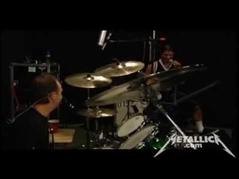 Metallica - Tuning Room Rehearsal - Oslo, Norway (2009-07-30)