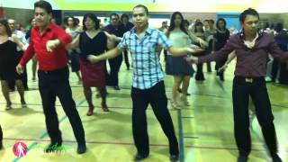 Line Dancing By Jaycee Quiambao - Loca By Shakira