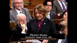 Question Period, 22 October 2012 (Parliament of Canada): The Environment