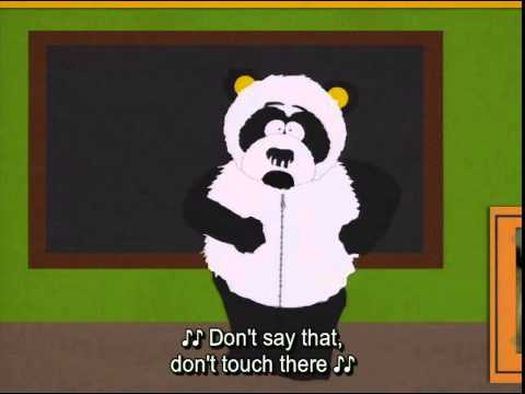 South Park - S03E06 Sexual Harassment Panda (1999)