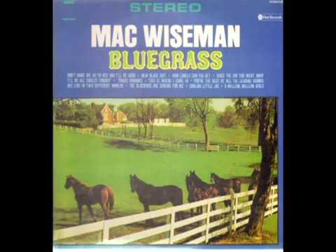 Bluegrass [1966] Mac Wiseman