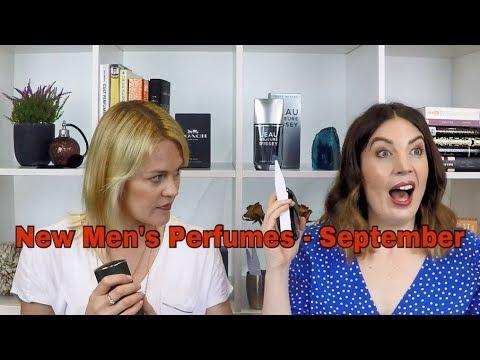 New Men's Perfumes - September | The Perfume Pros