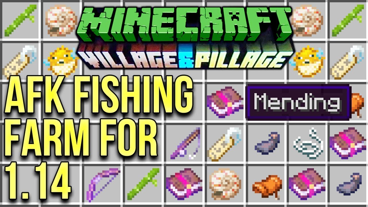 Automatic Fishing Rod Minecraft Off 76 Best Deals Online