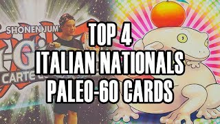 Top 4 WCQ Italian Nationals - Paleozoic 60 Cards - Simone Falanga