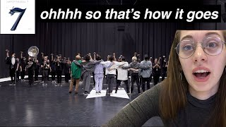 Gambar cover [CHOREOGRAPHY] BTS (방탄소년단) 'ON' Dance Practice | REACTION