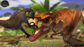 Ultimate Raptor Simulator 2 VS T-Rex, Live Your Life As A Dinosaur In Jurassic Era