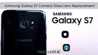 Samsung Galaxy S7 Camera Glass Lens Repair Replacement Guide