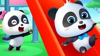 Yes Yes Playground Song | Play Safe Song | Kids Songs | Nursery Rhymes | Kids Cartoon | BabyBus