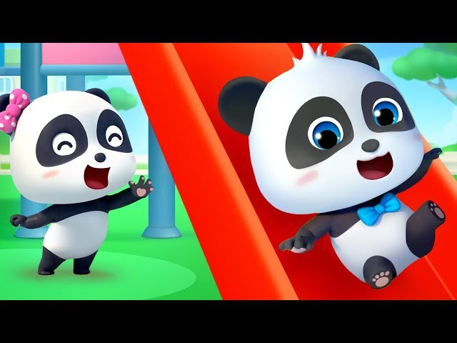 Yes Yes Playground Song   Play Safe Song   Kids Songs   Nursery Rhymes   Kids Cartoon   BabyBus
