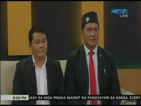 "Diskusyon : Sultan Faizal ""Cocoy"" Benaning Bansao at Alan Balangi-Amer"