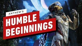 Suiting Up: Creating Anthem's Heroes (Origin Stories, Episode 1)