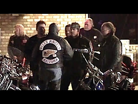 HELLS ANGELS Are 'Typically...'  Looming About