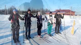 видео Техника лыжного туризма