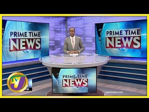 Jamaican News Headlines | TVJ News - July 10 2021