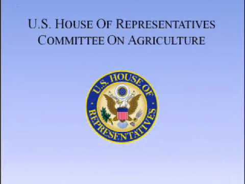 Subcommittee on Conservation, Energy, and Forestry