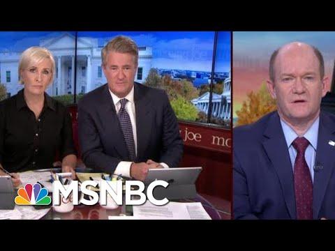 President Donald Trump Putting Troops At Greater Risk, Says Senator | Morning Joe | MSNBC