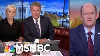 President Donald Trump Putting Troops At Greater Risk, Says Senator | Morning Joe | MSNBC