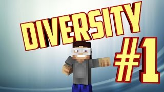 DIVERSITY 2 ВМЕСТЕ С FREEDOM #1 | Minecraft Diversity | МАЙНКРАФТ ДИВЕРСИТИ