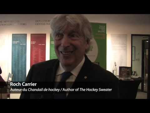 Interview with Roch Carrier