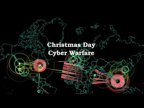Christmas Day Cyber-Warfare