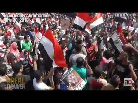 Massive Protests Across Egypt Demand President Morsi's Resignation
