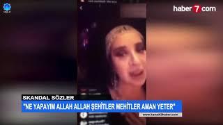 Nur Yerlitaş'tan şehitler için skandal sözler