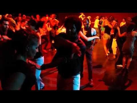 Amanda Cardona & Terry SalsAlianza twirlin' @ 2015 Corazon Latino Festival 20150920