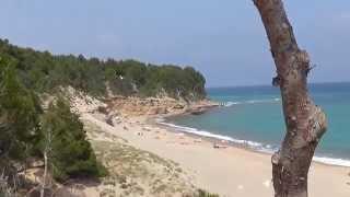 Playa naturista El Torn, Tarragona - Costa Dorada naturist Beach
