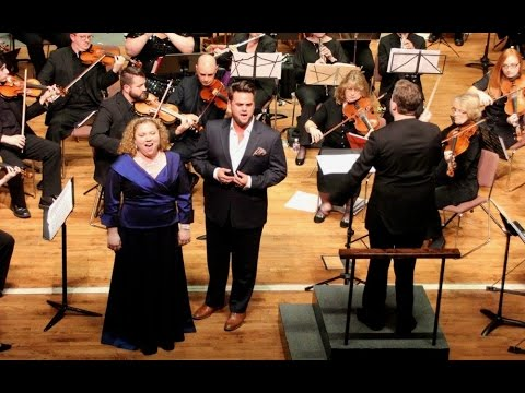 La Traviata - Act One - Giuseppe Verdi (LIVE)