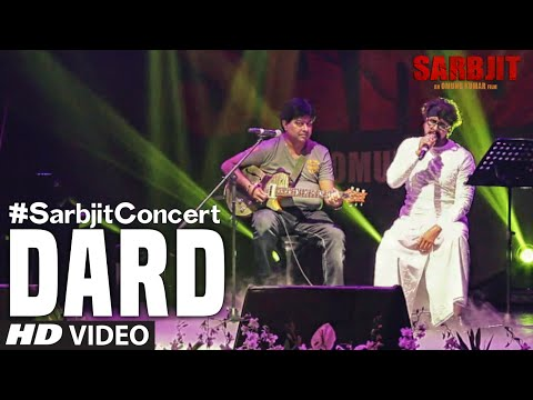 #SarbjitConcert: DARD Video Song   SARBJIT   Sonu Nigam, Jeet Gannguli   T-Series