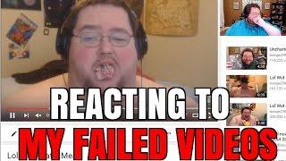 MY WORST YOUTUBE FAILURES