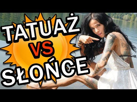 Tatuaż Pielęgnacja Latem Youtube