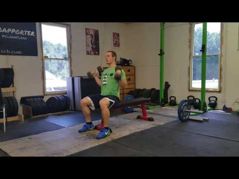 Seated DB clean