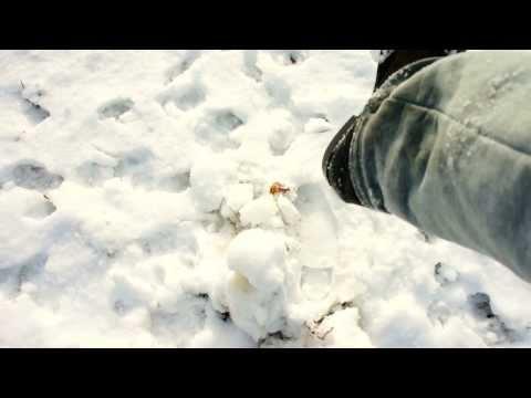 Smashing Evil Snowball for Fun