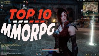 🎮Top 10 MMORPG De Pocos Requisitos/Top 10 MMORPG Low Requirements + LINKS│#1