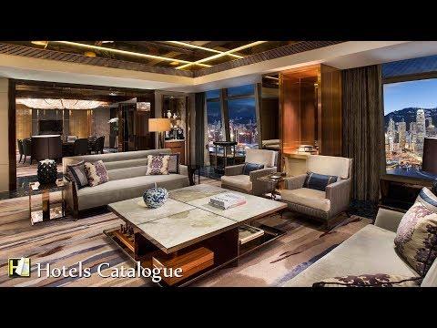 The Ritz-Carlton, Hong Kong - Hotel Rooms & Suites in Hong Kong