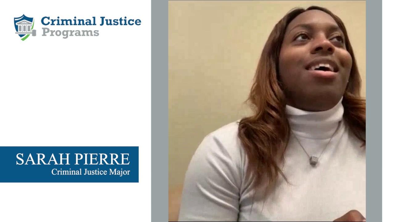 Criminal justice associate degree jobs nyc