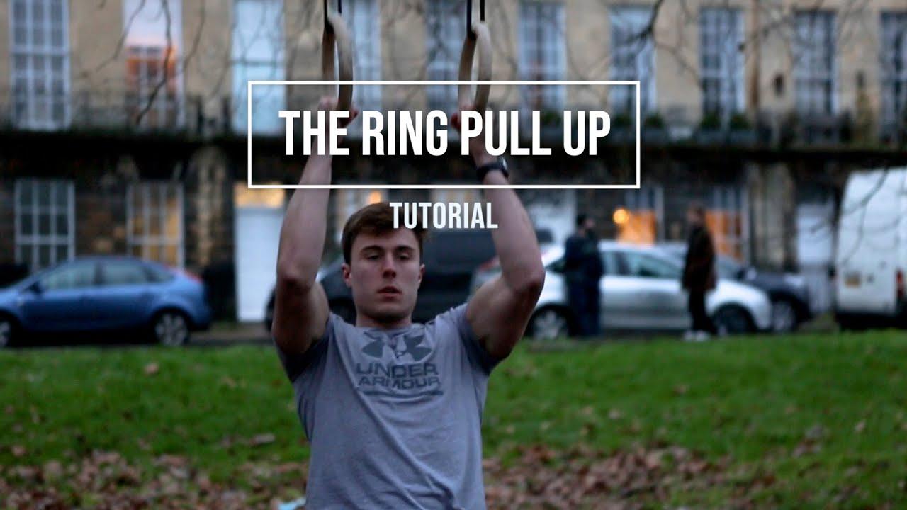 In-depth Ring pullup tutorial