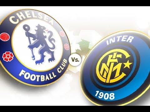 Chelsea VS Inter Milan ICC 2017