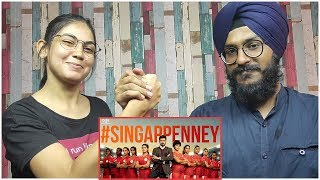 Singappenney Video REACTION | Bigil | Thalapathy Vijay, Nayanthara | A.R Rahman | Parbrahm Singh.mp3