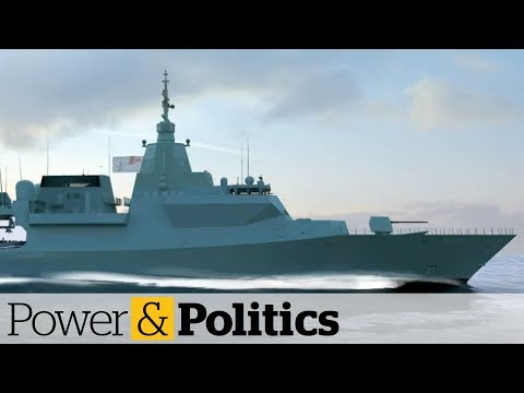 Cost estimate for Canada's frigate build goes up by $8 billion, PBO says