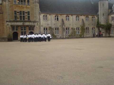 Downside School CCF Band 2010