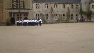 Downside School CCF Band 2010