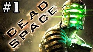пОТНАЯ ВАГОНЕТКА - Прохождение Dead Space #1