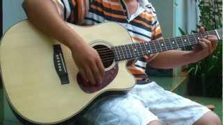 Quê hương việt nam   Anh Khang guitar cover